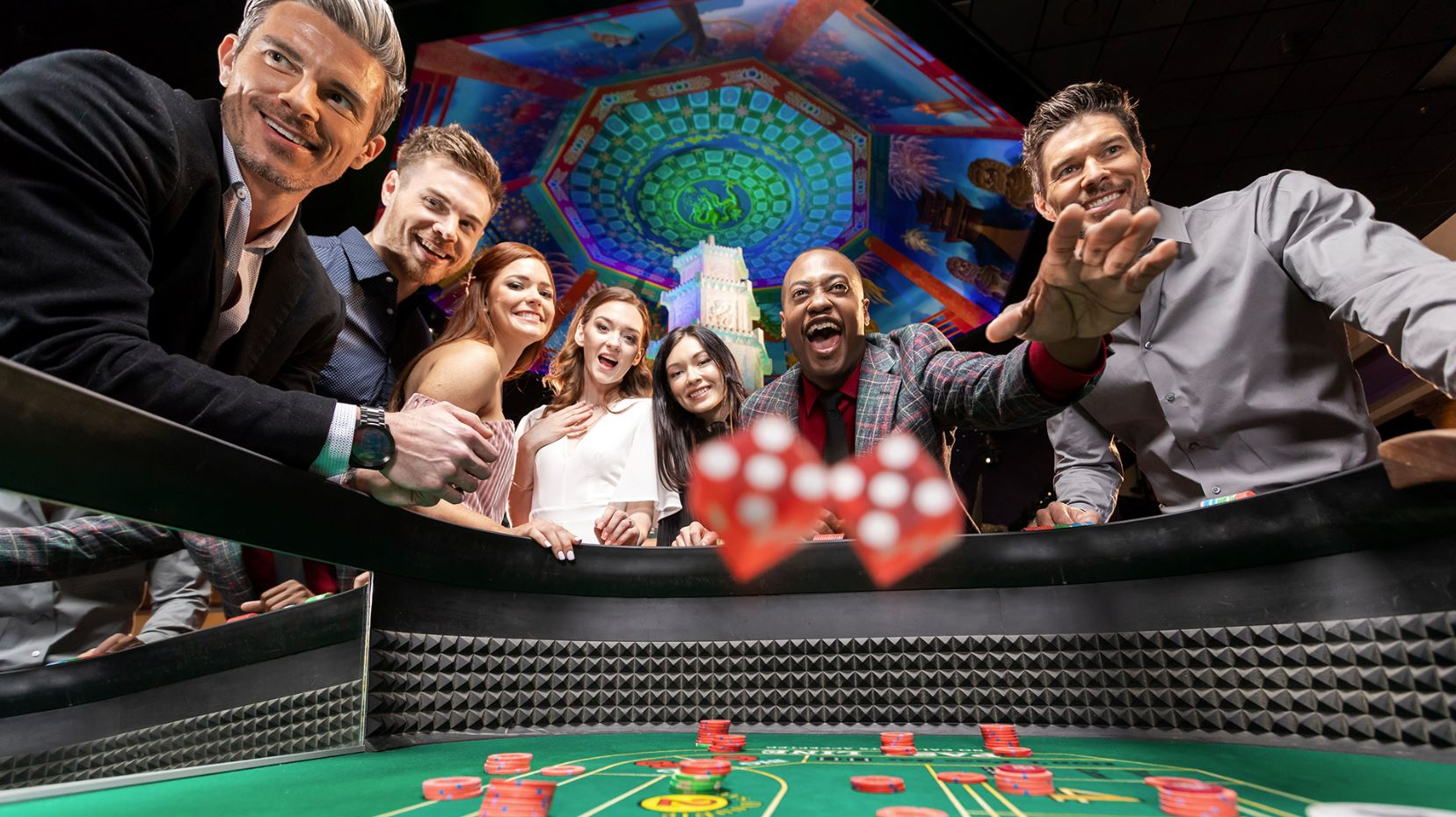 Best casino experience